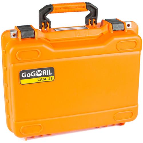 GoGORIL G23 Hard Case for DJI Mavic Pro (Orange)