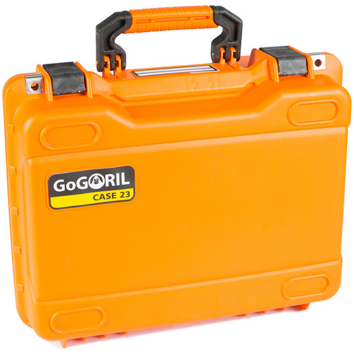 GoGORIL G23 Hard Case for DJI Mavic Pro No foam(Orange)