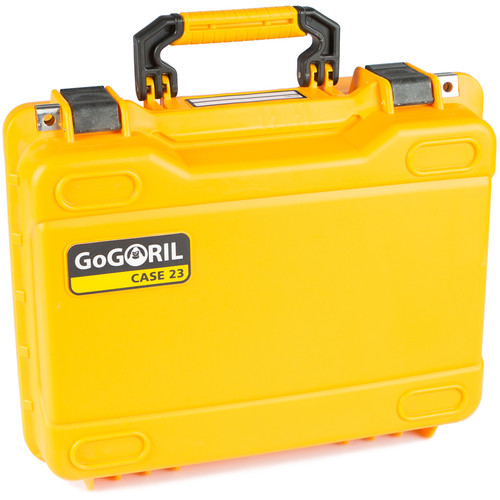 GoGORIL G23 Hard Case for DJI Mavic Pro No foam (Yellow)