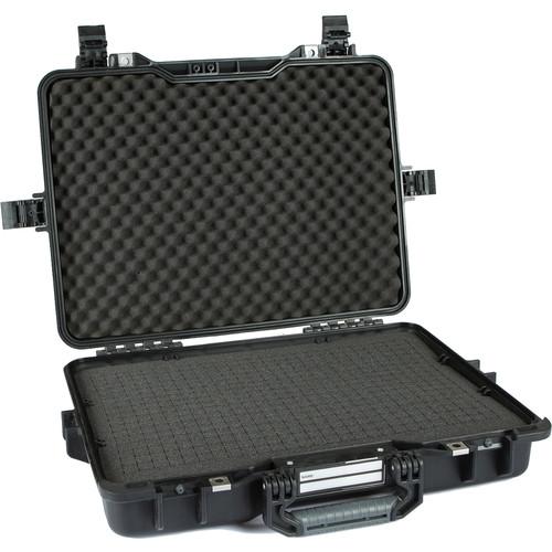GoGORIL G30 Hard Case with Cubed Foam (Black)