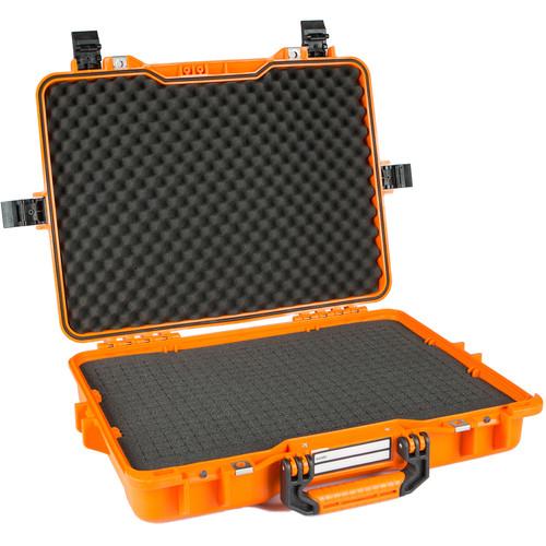 GoGORIL G30 Hard Case with Cubed Foam (Orange)