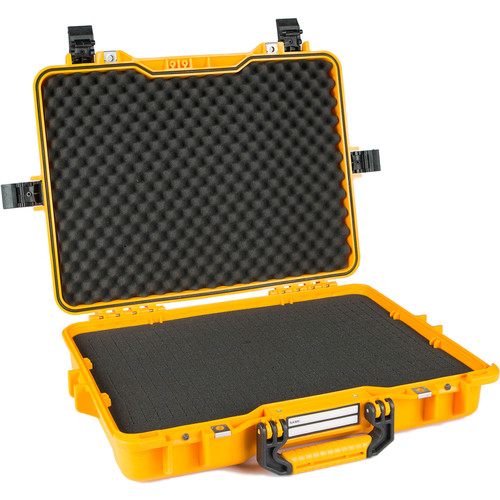 GoGORIL G30 Hard Case with Cubed Foam (Yellow)