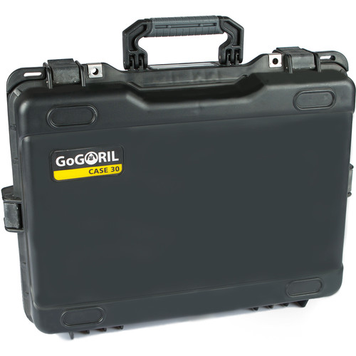 GoGORIL G30 Hard Case with No Foam (Black)