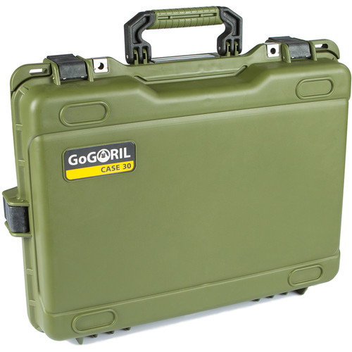 GoGORIL G30 Hard Case (Green)