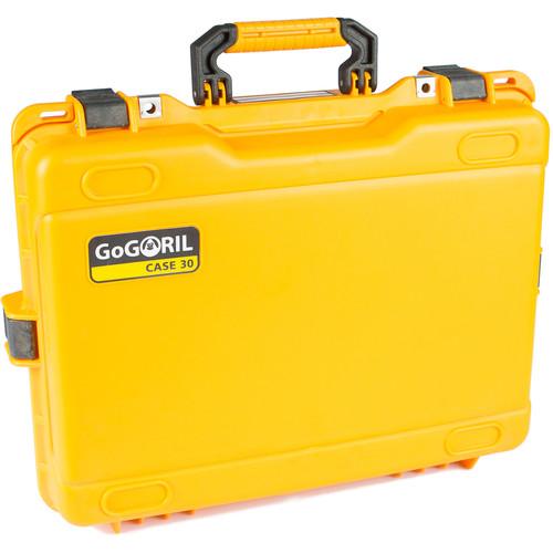 GoGORIL G30 Hard Case (Yellow)
