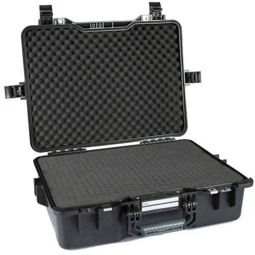 GoGORIL G33 Hard Case with Cubed Foam (Black)
