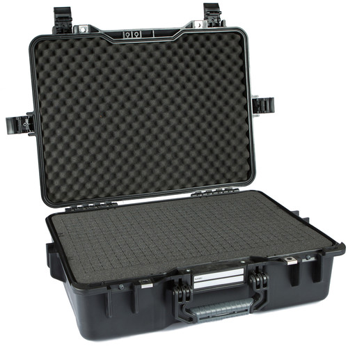 GoGORIL G33 Hard Case with Cubed Foam (Black)