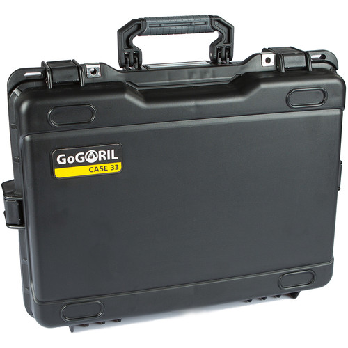 GoGORIL G33 Hard Case (Black)