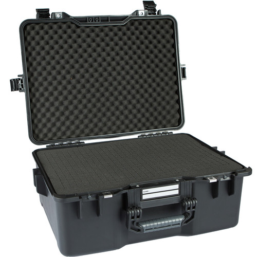 GoGORIL G36 Hard Case with Cubed Foam (Black)