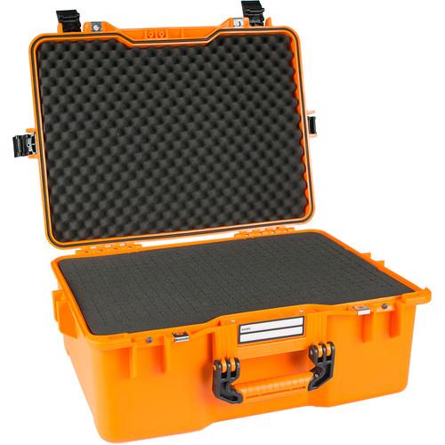 GoGORIL G36 Hard Case with Cubed Foam (Orange)