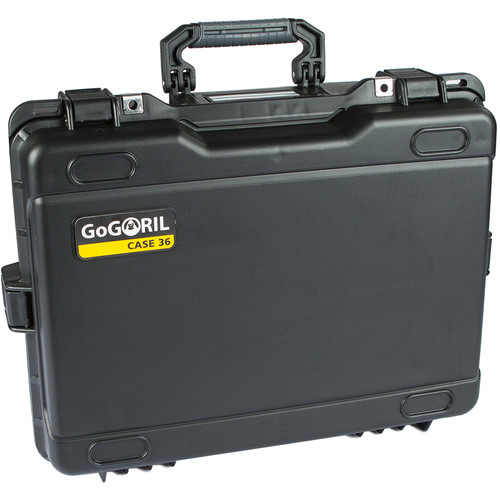 GoGORIL G36 Hard Case with No Foam (Black)
