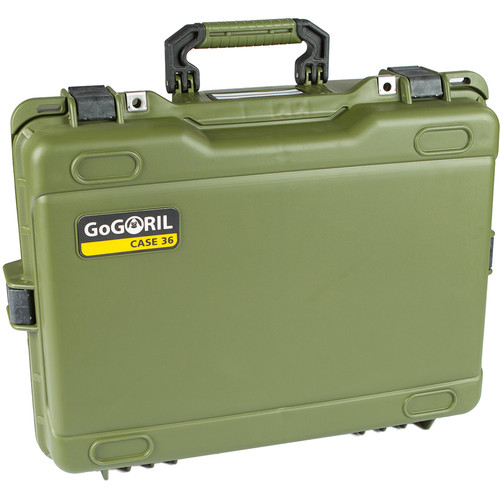 GoGORIL G36 Hard Case (Green)