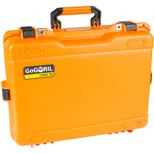 GoGORIL G36 Hard Case for DJI Phantomwith No Foam (Orange)
