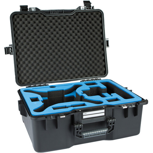 GoGORIL G36 Hardcase with Phantom 4/Pro Foam (Black)