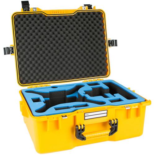 GoGORIL G36 Hardcase with Phantom 4/Pro Foam (Yellow)