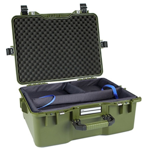 GoGORIL G36 Hard Case with Ronin-M Insert (Green)