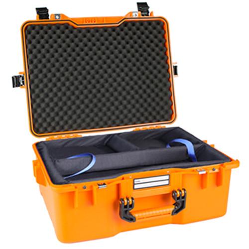 GoGORIL G36 Hard Case with Ronin-M Insert (Orange)