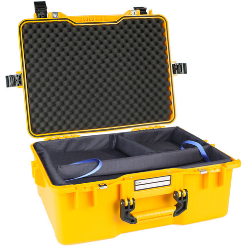 GoGORIL G36 Hard Case with Ronin-M Insert (Yellow)