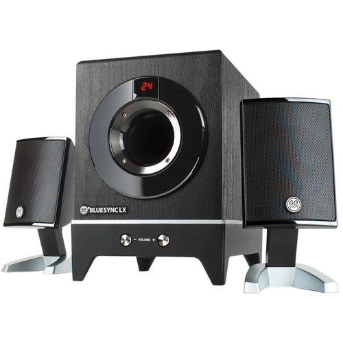 GOgroove BlueSync LX Bluetooth 2.1-Channel Speaker System
