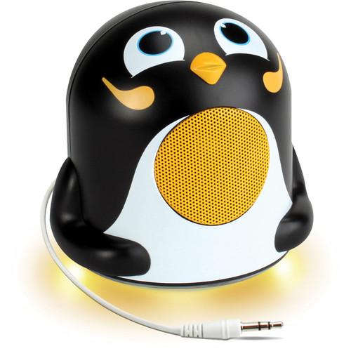 GOgroove GroovePal Jr Speaker Penguin