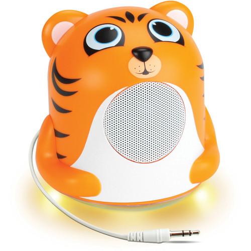 GOgroove GroovePal Jr Speaker Tiger