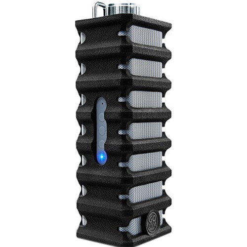 GOgroove BlueSYNC RGD Ruggedized Bluetooth Speaker with Water-Resistant Design