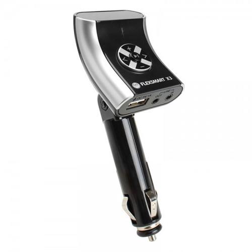 GOgroove FlexSMART X3 Bluetooth FM Transmitter