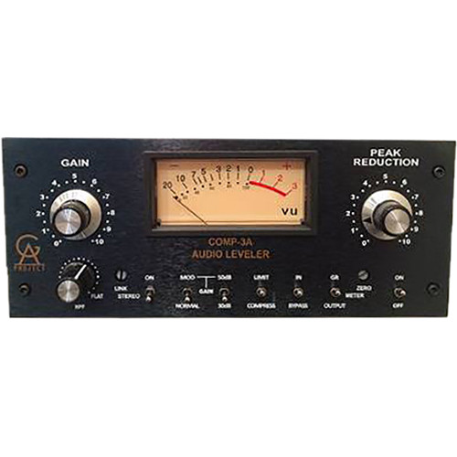 Golden Age Project COMP-3A 1 Channel Vintage Style Compressor and Leveler