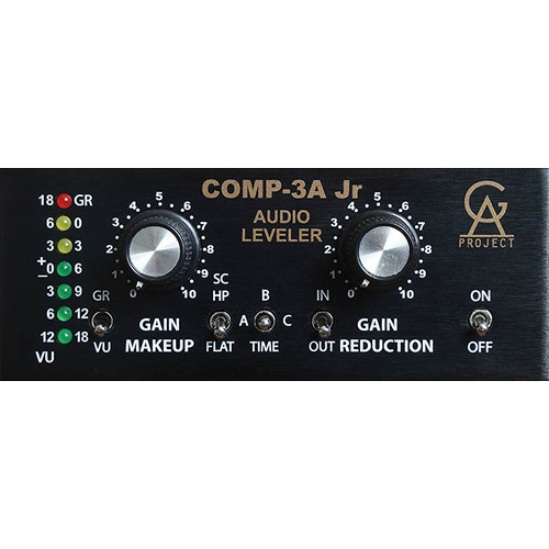 Golden Age Project Comp-3A Jr Vintage-Style Compressor