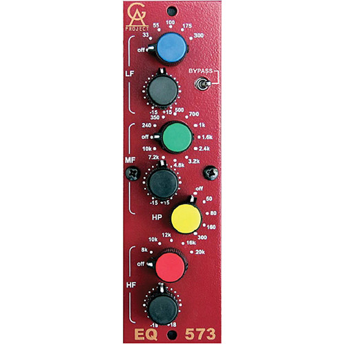 Golden Age Project EQ-573 Vintage-Style Equalizer with High-Pass Filter