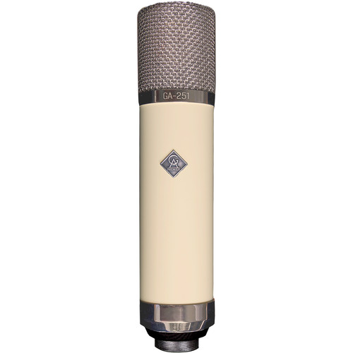 Golden Age Project GA-251 Handmade Large-Diaphragm Tube Condenser Microphone