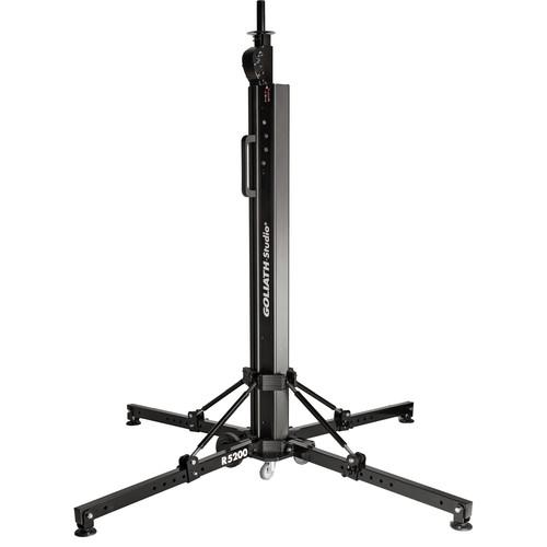Goliath Studios R5200US Heavy Duty Aluminum Crank Stand (17')
