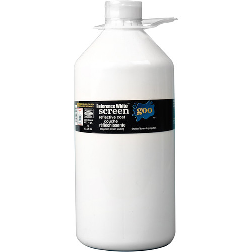 Goo Systems Screen Goo Basic White (0.26 Gal Bottle)