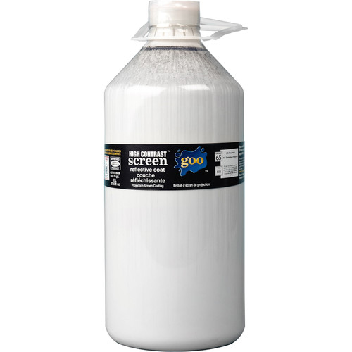 Goo Systems Screen Goo Basic Gray (4.2 Gal Bottle)
