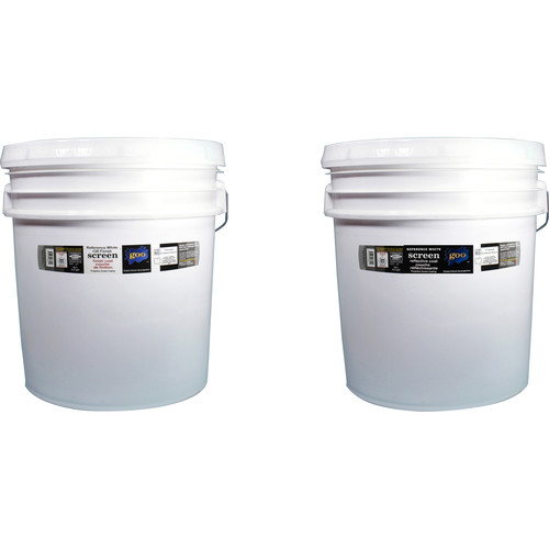 Goo Systems Reference White +20 Screen Goo Set (Pair of 4.2 Gal Bottles)