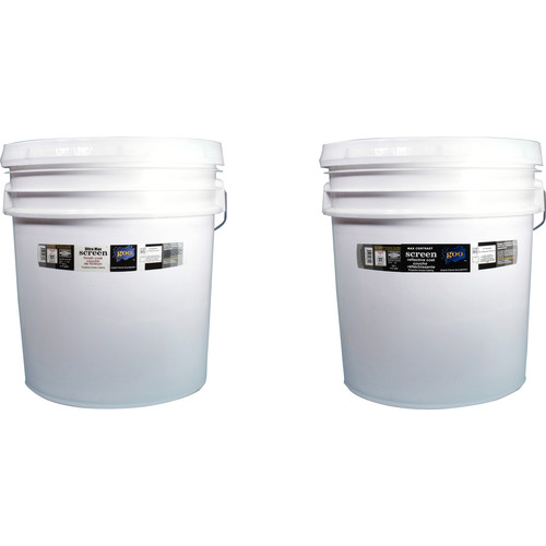 Goo Systems Ultra Max Contrast Screen Goo (Pair of 4.2 Gal Bottles)