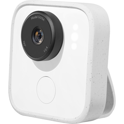 Google Clips 16GB Action Camera (White)