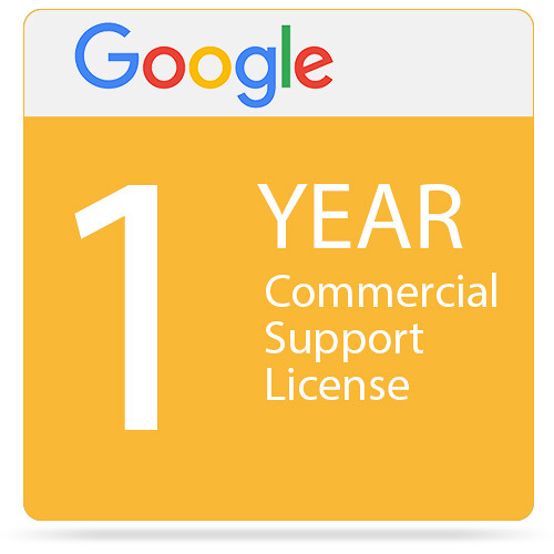 Google Chrome Management Console (Annual Standard License, 1 Year of Device Support)