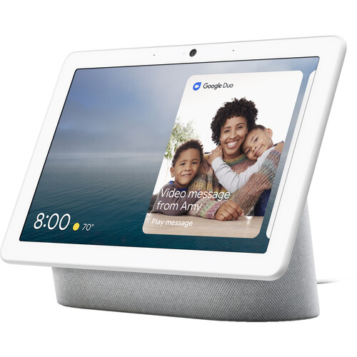 Google Nest Hub Max (Chalk)