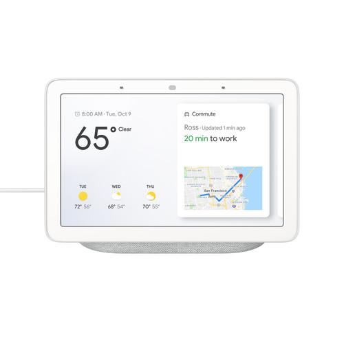Google Nest Hub (Chalk)