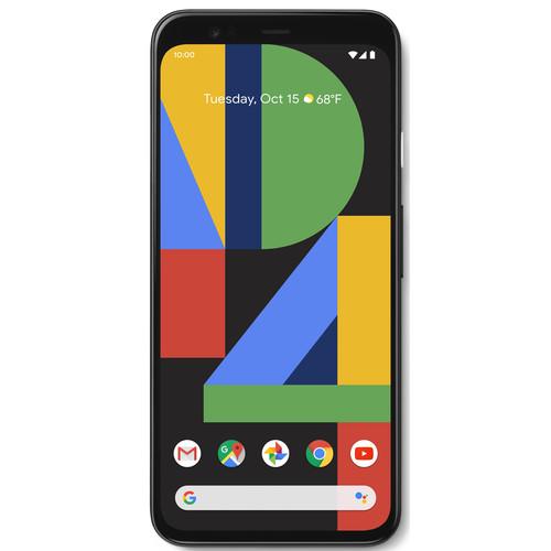 Google Pixel 4 128GB Smartphone (Unlocked, Just Black)