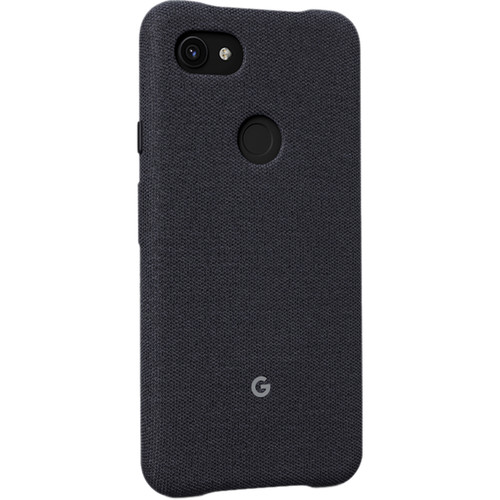 Google Custom-Knit Case for Pixel 3a (Carbon)