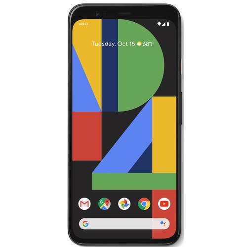 Google Pixel 4 128GB Smartphone (Unlocked, Oh So Orange)