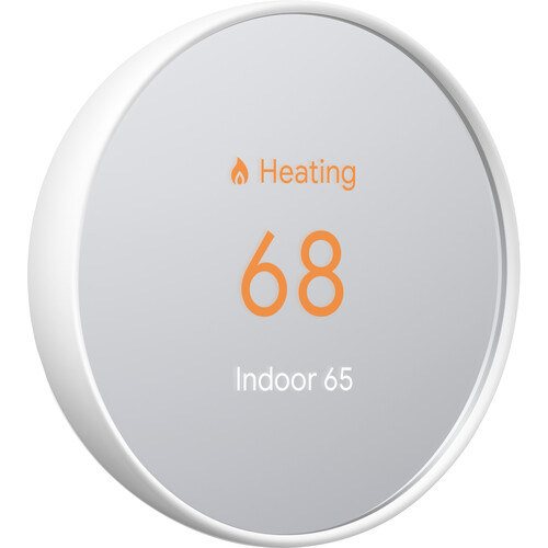 Google Nest Thermostat (Snow)
