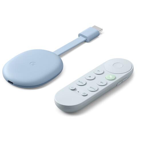 Google Chromecast with Google TV (Sky)