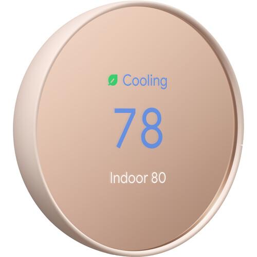 Google Nest Thermostat (Sand)