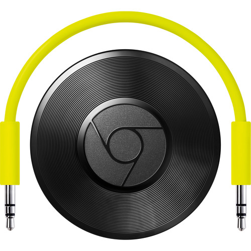 Google Chromecast Audio Wi-Fi Streaming