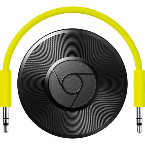 Google Chromecast Audio Wi-Fi Streaming