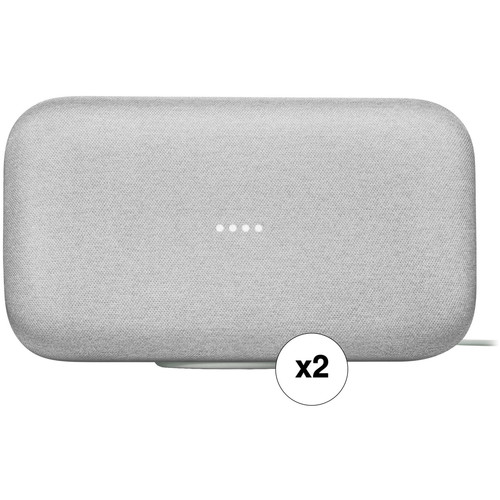 Google Home Max Pair Kit (Chalk)