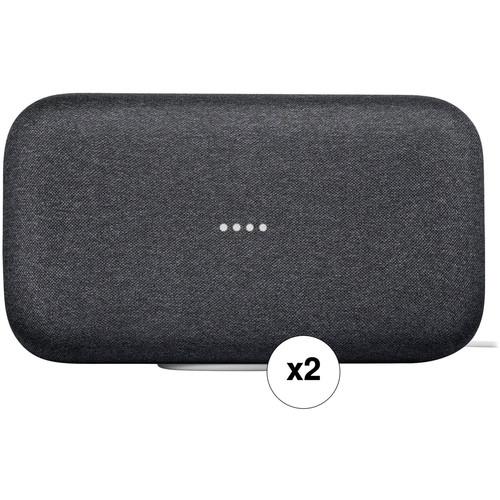 Google Home Max Pair Kit (Charcoal)